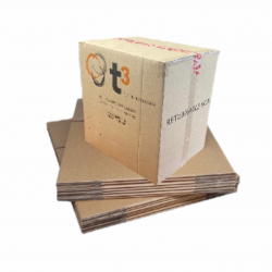 Box Stock 5  doubled Walled   10/Pack     (Recycled)    450mmx300mmx300mm