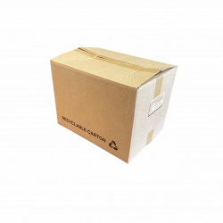 Box Stock 2  Double Walled    10/Pack     (Recycled)   230mmx150mmx150mm