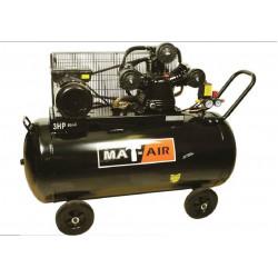 COMPRESSOR MATAIR 2.2KW 3HP 100L 220V BD AIR2050