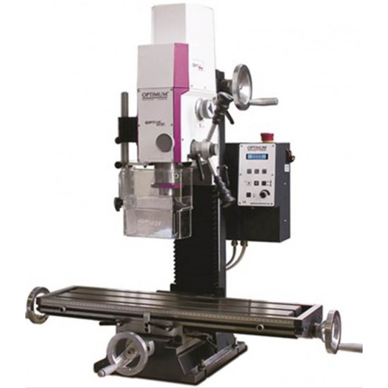 Milling machines with 3 axes position display INDUSTRIAL optimum