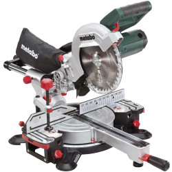 KS55 Mitre Saw with Sliding Function/ METABO