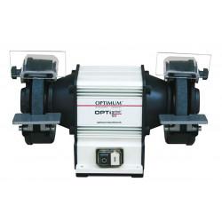 BENCH GRINDER 250MM 400V INDUSTRIAL optimum