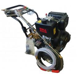 248 BAR PRESSURE WASHER  TRP3600BD BULL DOZA
