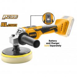 20v ps+ angle polisher 150mm INGCO