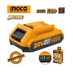 20V PS+ C/L BATTERY 2.0AH INGCO