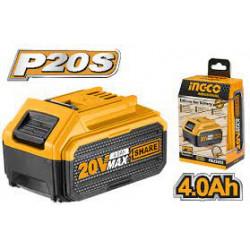 20V PS+ C/L BATTERY 4.0AH INGCO