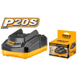 20V PS+ C/L CHARGER INGCO