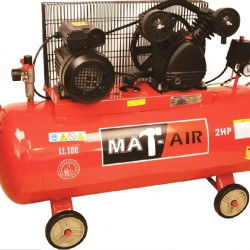 COMPRESSOR MATAIR 1.5KW|2HP 100L 220V BD AIR2030