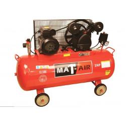 COMPRESSOR MATAIR 1.5KW 2HP 100L 220V BD AIR2030