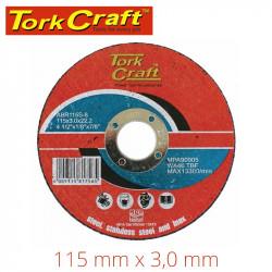 CUTTING DISC METAL & SS 115 X 3.0 X 22.22MM