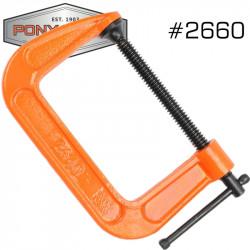 PONY 150MM 6' C-CLAMP