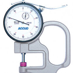 THICKNESS GAUGE FLAT-FLAT TIPS 0-10MM(A TYPE)