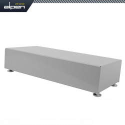 ALPEN GROUND DISPLAY EXTENSION - SLINKY STAND EXTENSION BLACK