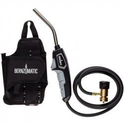 BZ8250HT BERNZOMATIC PORTABLE HOSE TORCH AND HOLSTER