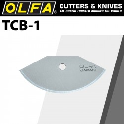OLFA BLADE FOR TEC1 KNIFE 3 PER PACK