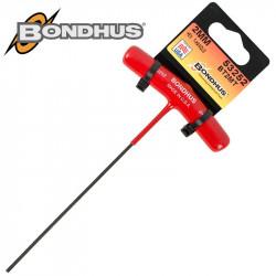 BALL END T-HDL 2.0MM PROGUARD SINGLE BONDHUS