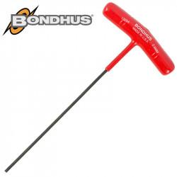 BALL END T-HDL 2.5.0MM PROGUARD SINGLE BONDHUS