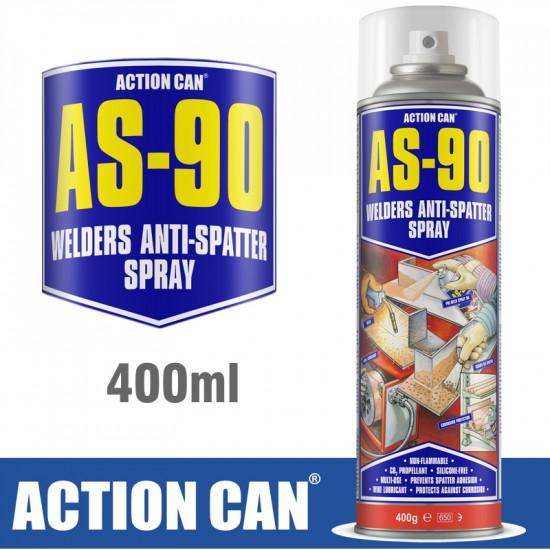 AS-90 400ML ANTI SPATTER SPRAY