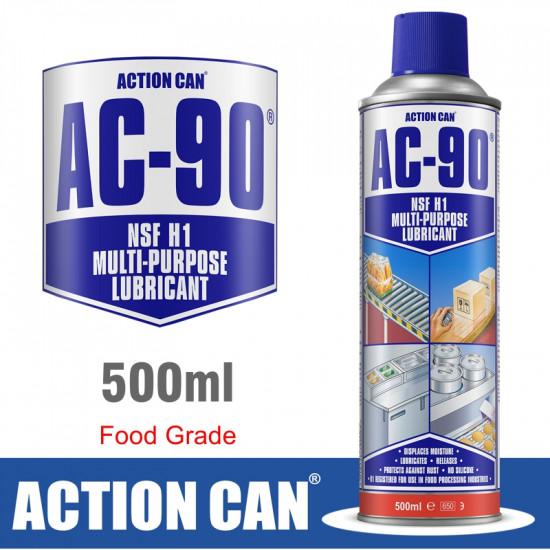 AC-90 FG 500ML FOOD GRADE MULTI PURP LUBE