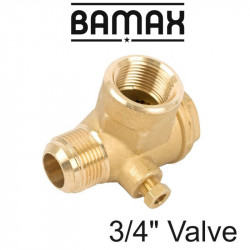 NON-RETURN VALVE 3/4' - F/M BX16VRV120 X1 PER PACK