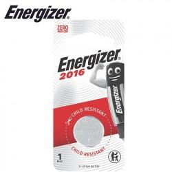ENERGIZER 1616 3V LITHIUM COIN BATTERY (1 PACK) (MOQ 12)