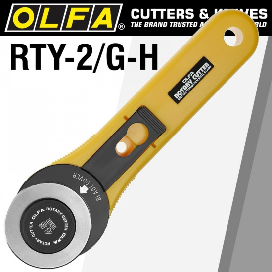 CUTTER RTY-2/G ROTARY WITH ENDURANCE BLADE