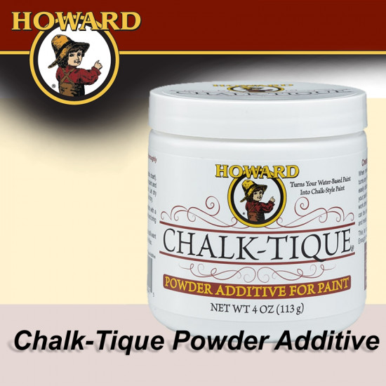 HOWARD CHALK-TIQUE POWDER ADDITIVE FOR PAINT 113G