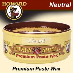 HOWARD NEUTRAL CITRUS-SHIELD PASTE WAX 325 ML