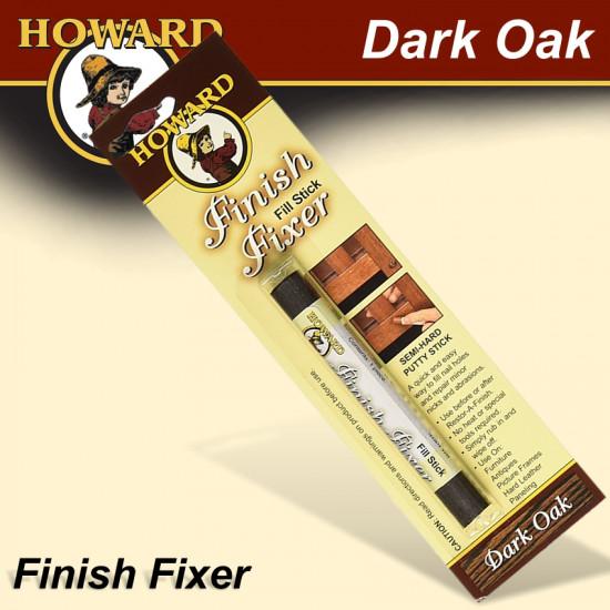 HOWARD FINISH FIXER DARK OAK FILL STICK