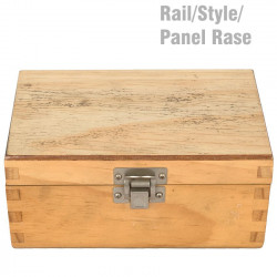 2PCE RAIL & STYLE & PANEL RASE