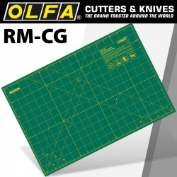 OLFA GREEN CUTTING  MAT 12'X18' 305 X 458MM