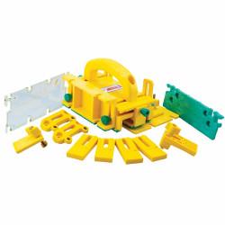 PUSHBLOCK SYSTEM GRR-RIPPER 3D COMPLETE