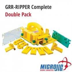 PUSHBLOCK SYSTEM 2 PACK GRR-RIPPER 3D COMPLETE LIMITED EDITION