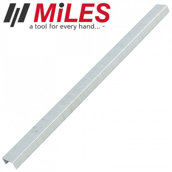 GALV STAPLES 7MM X 5040 FOR TAPE TOOL MILES NO74
