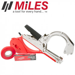 TAPE TOOL - USE MILES STAPLES NO.74 AND TAPE TR-01