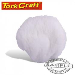 7' 180MM POLISHING BONNET 100% SHEEPSKIN
