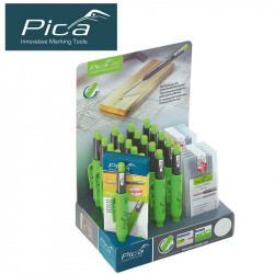 PICA DRY MARKER DISPLAY GRAPHITE