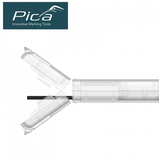 PICA BIG DRY MARKER IN BLISTER