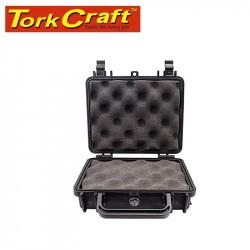 HARD CASE 190X170X60MM OD WITH FOAM BLACK WATER & DUST PROOF(171305)