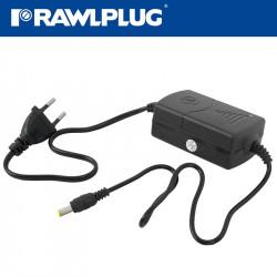SLIM LINE POWER SUPPLY 12V 1A FOR RAWL NAILERS