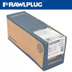 TORX T40 TIMBER CONSTRUCTION SCREW 8.0X240MM X50-BOX