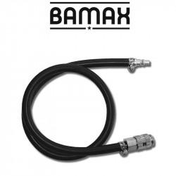 RUBBER HOSE 6MM X10M W/COUPLER BX15305/1