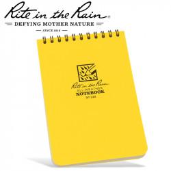 RITE IN THE RAIN 4'X6' NOTEBOOK YELLOW