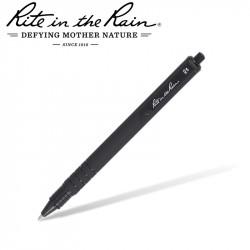 RITE IN THE RAIN ALL WEATHER PEN PLASTIC W CLIP BLACK INK