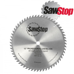 SAWSTOP 60T COMBINATION SAW BLADE