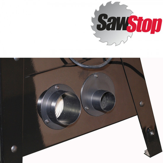 SAWSTOP DUST COLLECTION PANEL ASS. CONTR. SAW