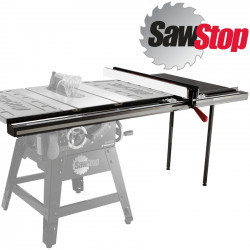 SAWSTOP T-GLIDE FENCE ASS. 36' RAIL AND TABLE