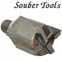 CARBIDE TIPPED CUTTER 21MM /LOCK MORTICER FOR WOOD SCREW TYPE