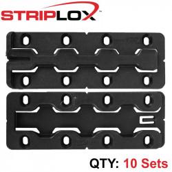 STRIPLOX PRO 55 BULK BAG BLACK (10 SETS)
