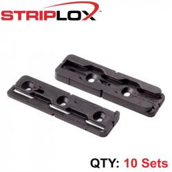 STRIPLOX PRO 23 BULK BAG BLACK (10 SETS)